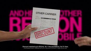 T-Mobile TV Spot, 'Dedicated Team' - Thumbnail 5