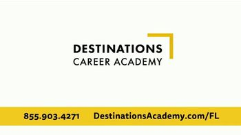 Destinations Career Academy TV Spot, 'A New Kind of High School' - Thumbnail 10