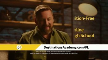Destinations Career Academy TV Spot, 'A New Kind of High School' - Thumbnail 4