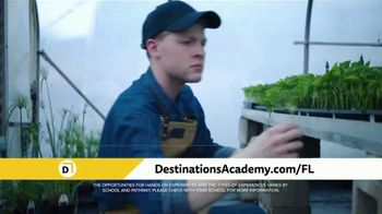 Destinations Career Academy TV Spot, 'A New Kind of High School' - Thumbnail 6