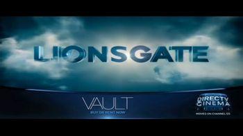 DIRECTV Cinema TV Spot, 'Vault' - Thumbnail 1