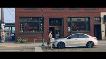 Mercedes-Benz A-Class TV Spot, 'Welcome to Seattle: Intelligent Voice Control' [T2] - 2 commercial airings