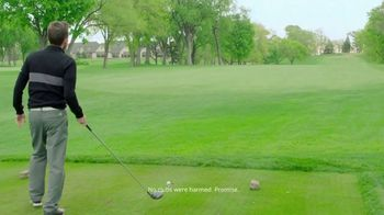 2nd Swing TV Spot, 'Letting Go of Clubs' - Thumbnail 1