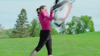 2nd Swing TV Spot, 'Letting Go of Clubs' - Thumbnail 8