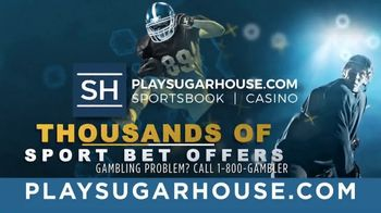 SugarHouse TV Spot, 'Thousands of Sport Bet Offers' - Thumbnail 2
