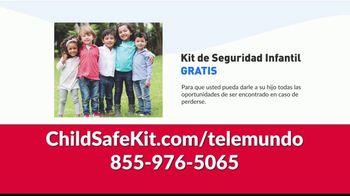 Child Safe Kit TV Spot, 'Momento de pánico' [Spanish] - Thumbnail 5