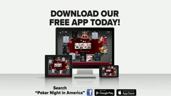Poker Night in America App TV Spot, 'Have Your Own Poker Night'