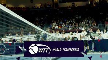 World Team Tennis (WTT) TV Spot, 'Season in Review' - Thumbnail 8