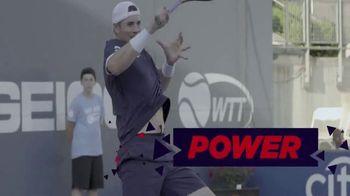 World Team Tennis (WTT) TV Spot, 'Season in Review' - Thumbnail 2