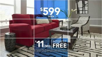Rooms to Go Labor Day Sale TV Spot, 'Celebrate in Style' - Thumbnail 3