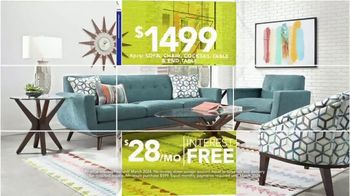Rooms to Go Labor Day Sale TV Spot, 'Celebrate in Style' - Thumbnail 7