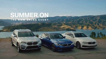 BMW Summer On Sales Event TV Spot, 'Back Up' Song by The Lovin' Spoonful [T2] - 170 commercial airings