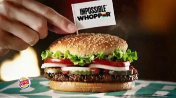 Burger King Impossible Whopper TV Spot, 'No lo vas a creer' [Spanish] - Thumbnail 4