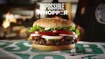 Burger King Impossible Whopper TV Spot, 'No lo vas a creer' [Spanish] - Thumbnail 7