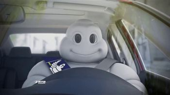 National Tire & Battery TV Spot, 'Every Stop Counts: Michelin Reward Card'