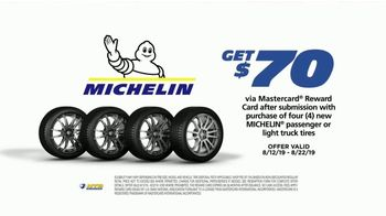 National Tire & Battery TV Spot, 'Every Stop Counts: Michelin Reward Card' - Thumbnail 6
