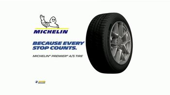 National Tire & Battery TV Spot, 'Every Stop Counts: Michelin Reward Card' - Thumbnail 8
