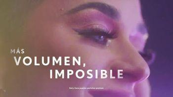 CoverGirl Exhibitionist Mascara TV Spot, 'La más prestigiosa' con Katy Perry [Spanish] - Thumbnail 5