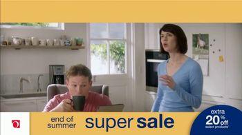 Overstock.com End of Summer Super Sale TV Spot, 'Table Runner: 20 Percent' - Thumbnail 2