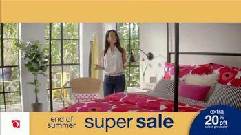 Overstock.com End of Summer Super Sale TV Spot, 'Table Runner: 20 Percent' - Thumbnail 9