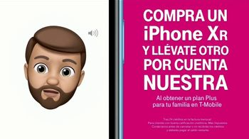 T-Mobile TV Spot, 'Memoji iPhone: compre uno y llévese otro gratis' [Spanish] - Thumbnail 5