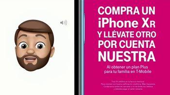 T-Mobile TV Spot, 'Memoji iPhone: compre uno y llévese otro gratis' [Spanish] - Thumbnail 6