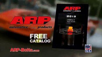 ARP Bolts TV Spot, 'Flywheel Bolt Kits: 2019 Catalog' - Thumbnail 8