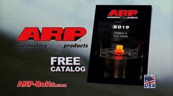 ARP Bolts TV Spot, 'Flywheel Bolt Kits: 2019 Catalog' - Thumbnail 9