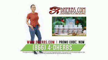 DHerbs TV Spot, 'Nicole: Pre & Post Full Body Cleanse' - Thumbnail 9