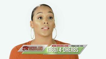DHerbs TV Spot, 'Nicole: Pre & Post Full Body Cleanse' - Thumbnail 6