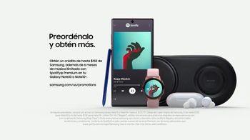 Samsung Galaxy Note10 TV Spot, 'El próximo nivel de la potencia' cancion de Club Yoko [Spanish] - Thumbnail 7