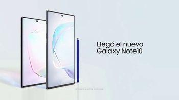 Samsung Galaxy Note10 TV Spot, 'El próximo nivel de la potencia' cancion de Club Yoko [Spanish]