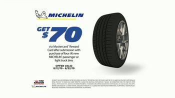 Tire Kingdom TV Spot, 'Michelin Reward Card, Mail-In Rebate & Installation' - Thumbnail 7