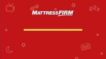 Mattress Firm Flashback Sale TV Spot, 'Throwback Deals' - Thumbnail 1