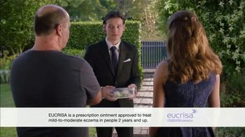 Eucrisa TV Spot, 'Bodyguard'