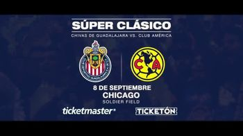 Súper Clásico USA TV Spot, '2019 Chicago: Club América contra las Chivas' [Spanish] - Thumbnail 7