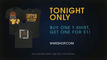 WWE Shop TV Spot, 'Come One: Come All: BOGO' Song by SATV Music - Thumbnail 7