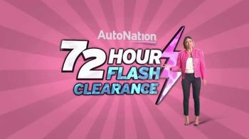AutoNation 72 Hour Flash Clearance TV Spot, '2019 Nissan Maxima & Murano'