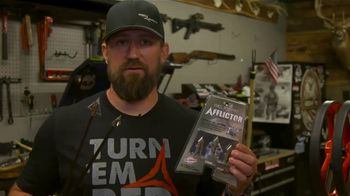 Red Arrow Series Afflictor Broadheads TV Spot, 'Shooting Things You Can Eat' Ft. Kip Campbell