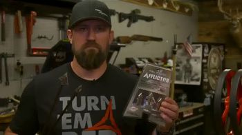 Red Arrow Series Afflictor Broadheads TV Spot, 'Shooting Things You Can Eat' Ft. Kip Campbell - Thumbnail 1