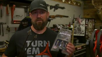 Red Arrow Series Afflictor Broadheads TV Spot, 'Shooting Things You Can Eat' Ft. Kip Campbell - Thumbnail 3