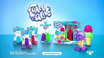 Foam Alive TV Spot, 'Mind of Its Own' - Thumbnail 9