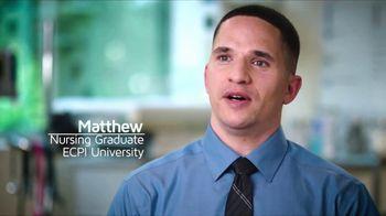 ECPI University TV Spot, 'Matthew'