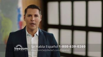 Freedom Debt Relief TV Spot, 'Libre de deudas' [Spanish] - Thumbnail 5
