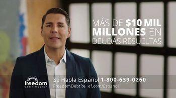 Freedom Debt Relief TV Spot, 'Libre de deudas' [Spanish] - Thumbnail 6