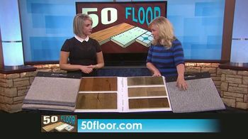 50 Floor TV Spot, 'CBS 11: Easy Installation' - Thumbnail 4
