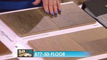 50 Floor TV Spot, 'CBS 11: Easy Installation' - Thumbnail 5