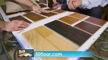50 Floor TV Spot, 'CBS 11: Easy Installation' - Thumbnail 6
