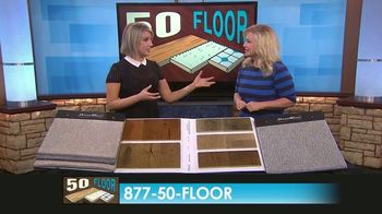 50 Floor TV Spot, 'CBS 11: Easy Installation' - Thumbnail 7