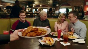 O'Charley's 20 Meals Under $10 TV Spot, 'Something for Everyone' - Thumbnail 5